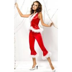 Costume Miss Noel pantacourt et top