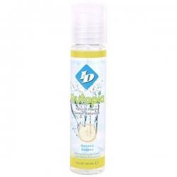 Lubrifiant naturel eau Frutopia Banane