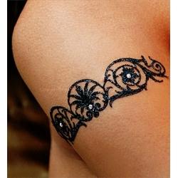 Tatouage - Tatoo - Bijoux de peau sexy