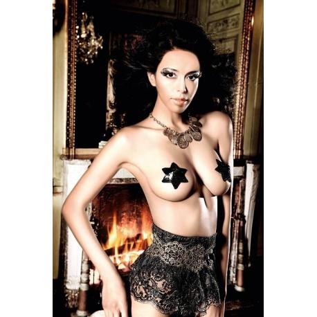 Cache seins Nipples Star Beauty Inside étoile