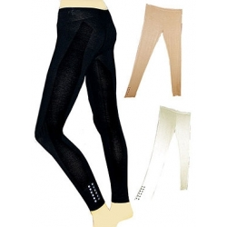 Legging coton stretch opaque
