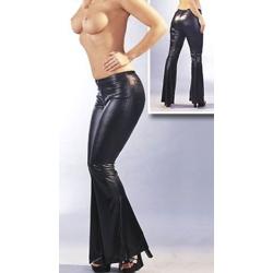 Pantalon stretch noir skinny