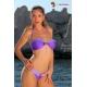bikini string 2 pièces lycra - 6 coloris