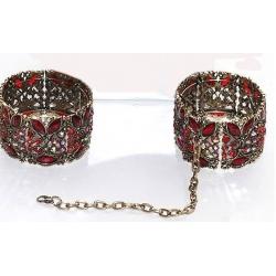 """Menottes bracelets Bijoux détachables """"Péché d'Ivresse"""""""