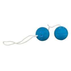 Boules de geisha bleues vibrantes