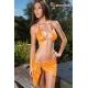 Paréo My Sexy Bikini lycra métallisé 5 coloris au choix